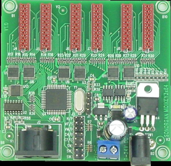 Midi-Key31