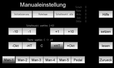Touch-Manuale